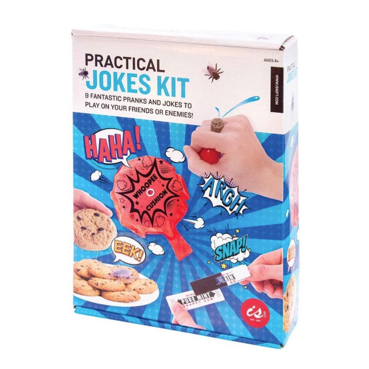 IS Gifts | Practical Jokes Kit