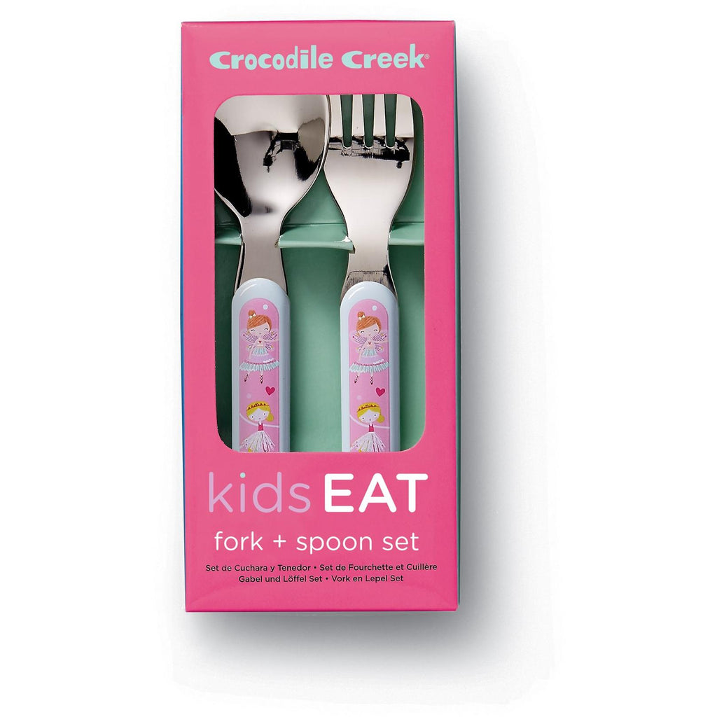 Crocodile Creek | Cutlery Set - Sweet Dreams