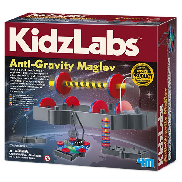 Kidzlabs | Anti-Gravity Maglev