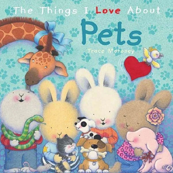 The Things I Love About Pets