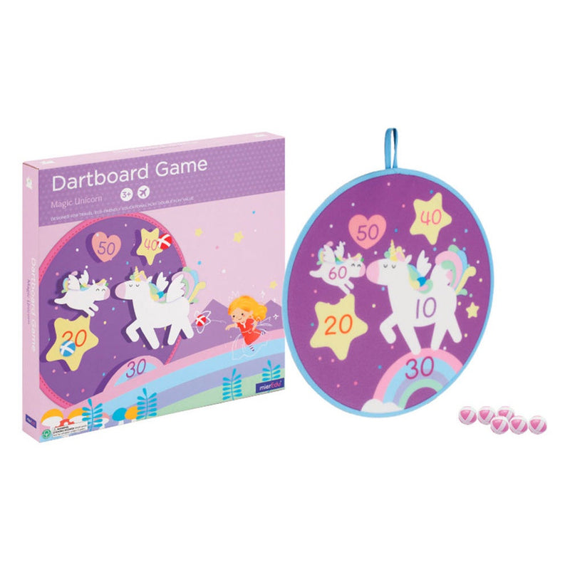 Mier Edu | Dartboard Game - Magic Unicorn