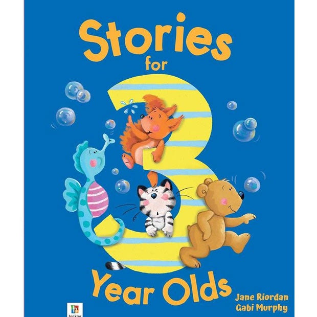 Hinkler | Stories for 3 Year Olds
