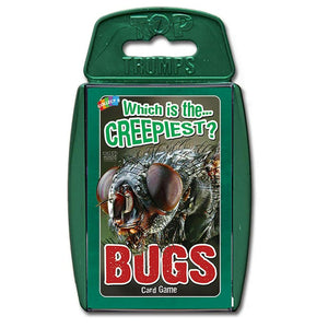 Top Trumps | Bugs - Which is the creepiest?