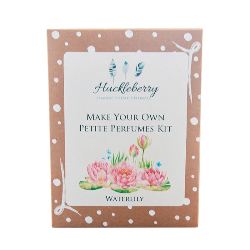 Huckleberry | Make Your Own Perfumes Kit - Waterlily