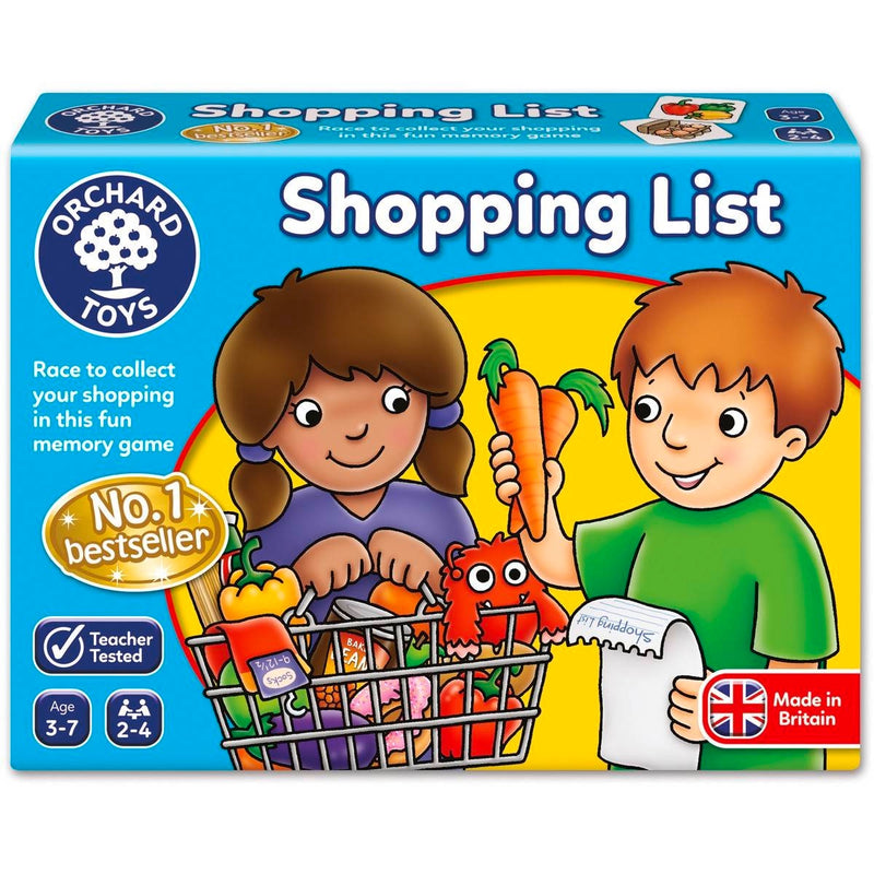 Orchard Toys | Shopping List