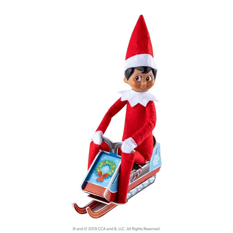 Elf On The Shelf | Orna Moments - Snowmobile