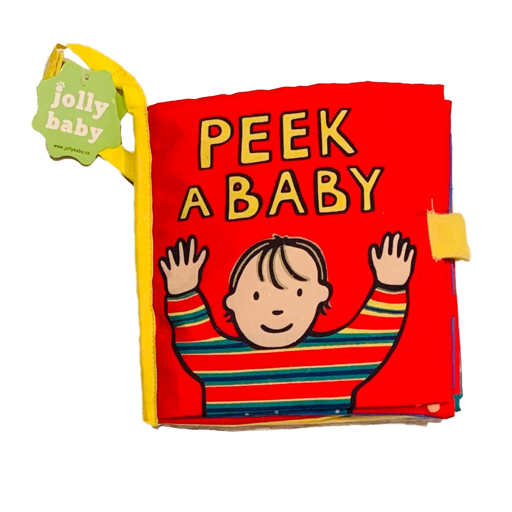 Jolly Baby | Peek a Baby