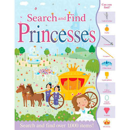 Search & Find Princesses