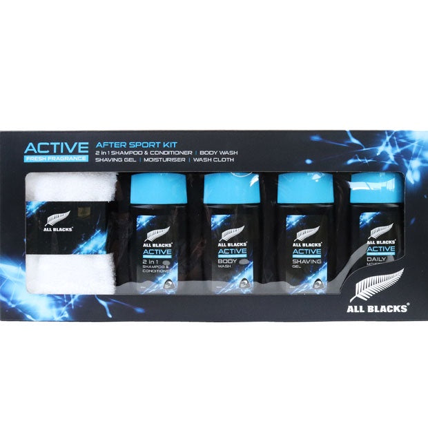 All Blacks | Active After Sport Kit