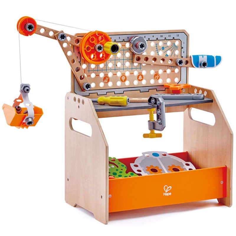 Hape | Junior Inventor - Discovery Scientific Workbench