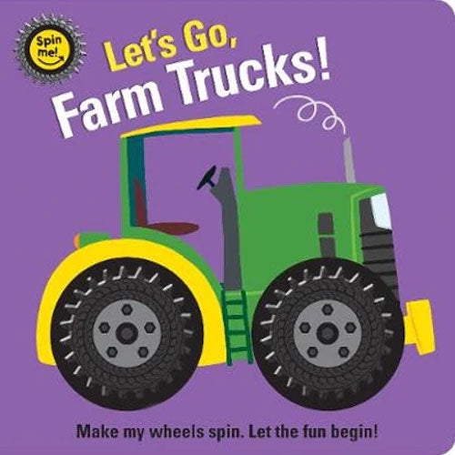 Let's Go - Farm Trucks