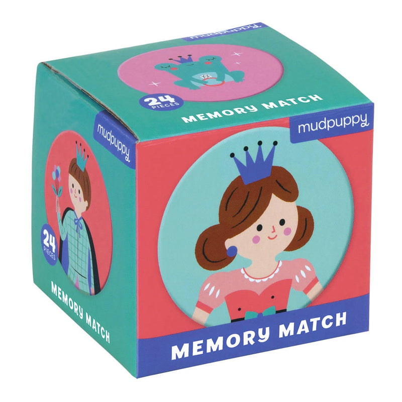 Mudpuppy | Memory Match - Enchanting Princess