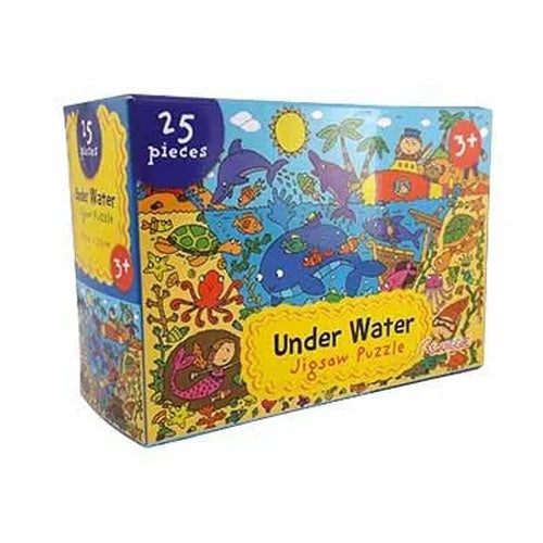 Five Star | 25 Piece Puzzle - Under Water