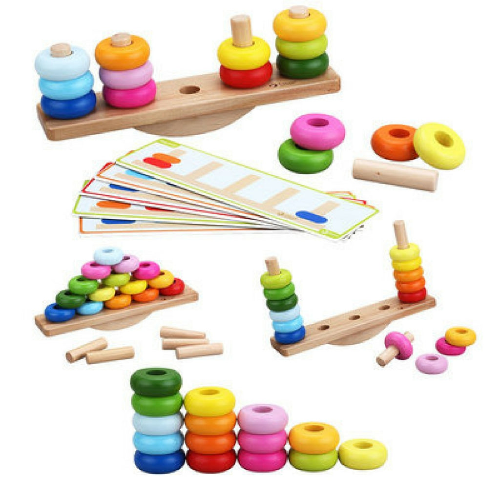 Classic World | Balance Stacking Game