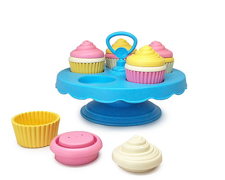 Green Toys | Cup Cake Set