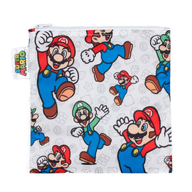 Bumkins | Large Snack Bag - Super Mario