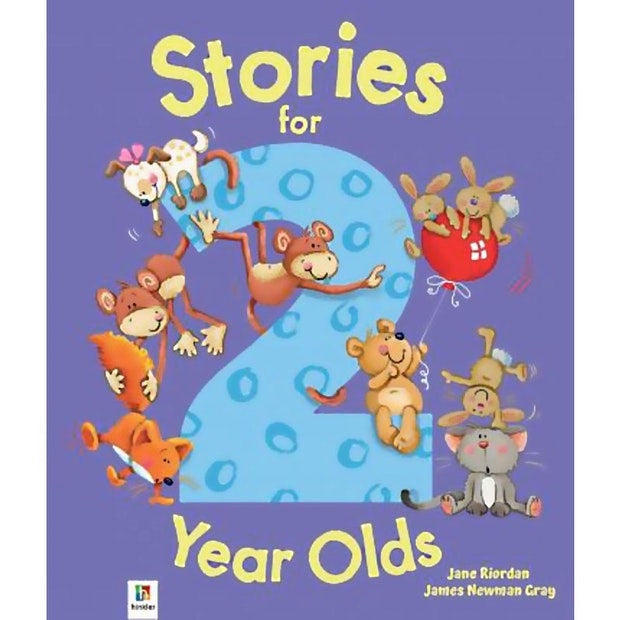 Hinkler | Stories for 2 Year Olds