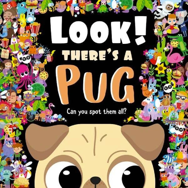 Look! There's a Pug - Can You Spot Them All?