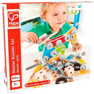 Hape | Master Building Set