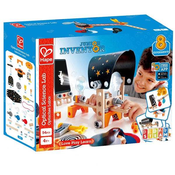 Hape | Junior Inventor - Optical Science Lab