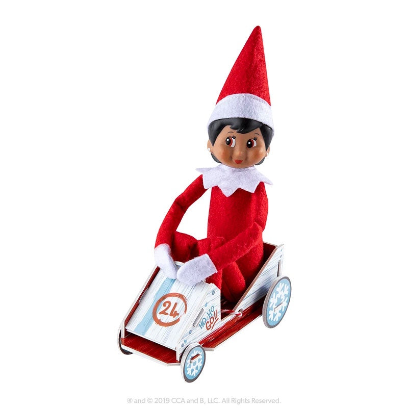 Elf On The Shelf | Orna Moments - Racer