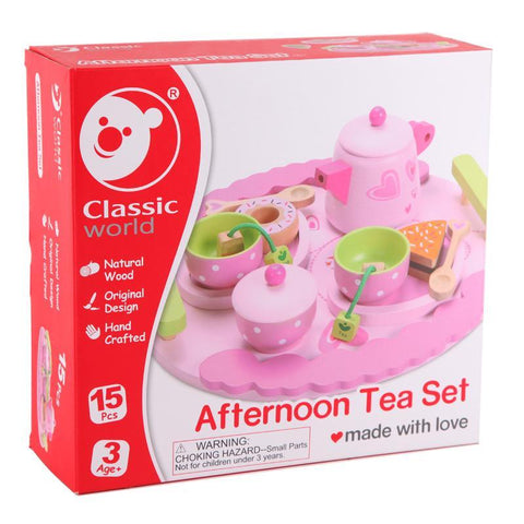 Classic World | Tea Set