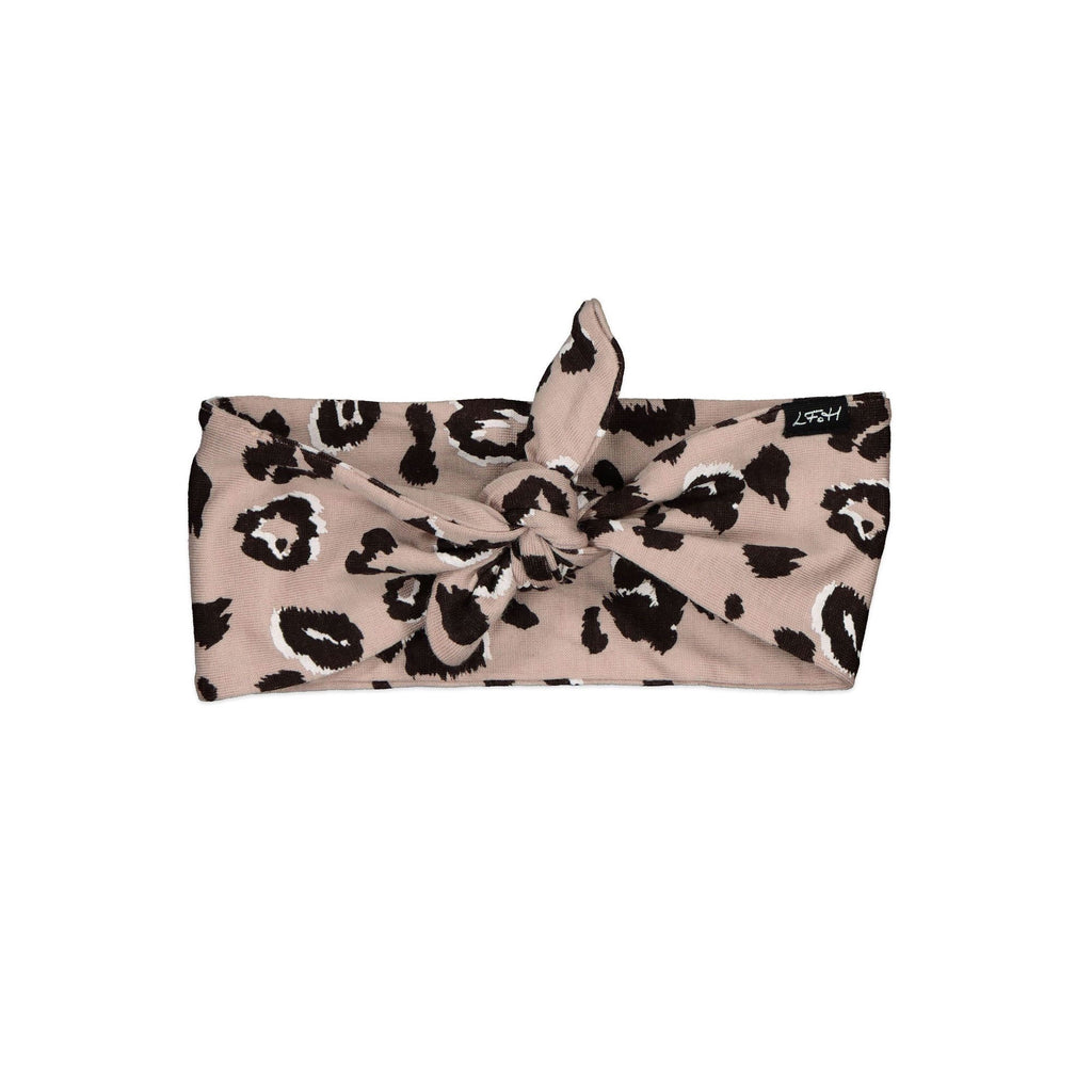 Little Flock Of Horrors | Darcy Headband - Blush Cheetah