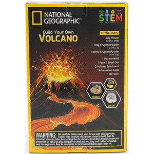 National Geographic | Build Your Own Volcano