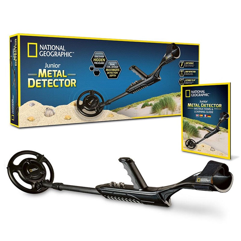National Geographic | Junior Metal Detector