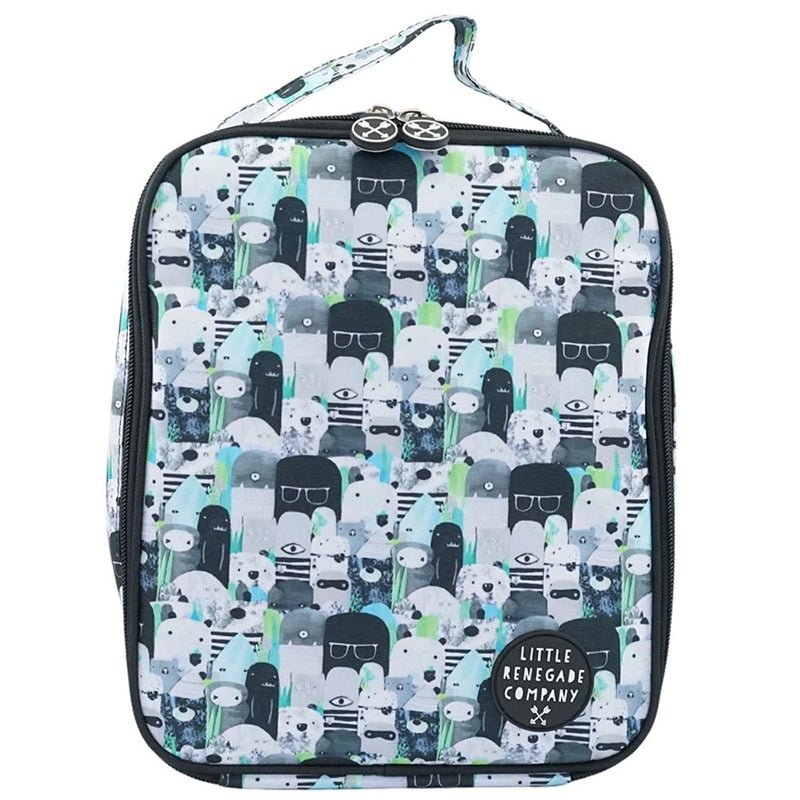 Little Renegade | Insulated Lunch Bag - Bears and Beasties