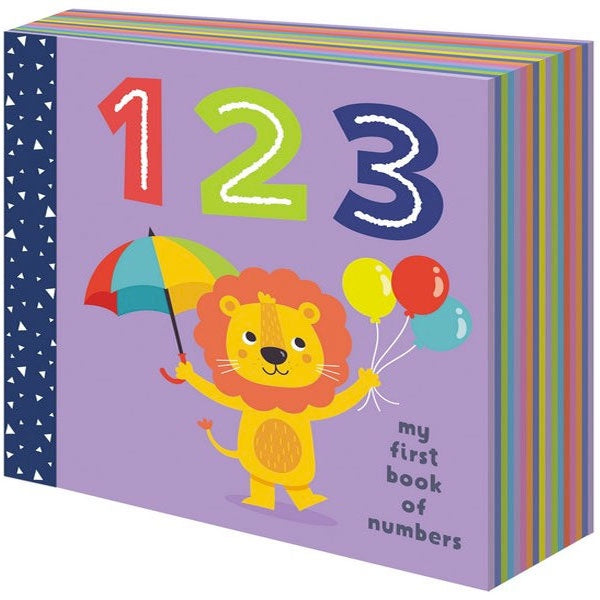 Lake Press | 123 My First Book Of Numbers