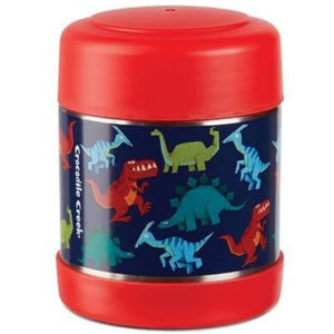 Crocodile Creek | Insulated Food Jar - Dinosaur