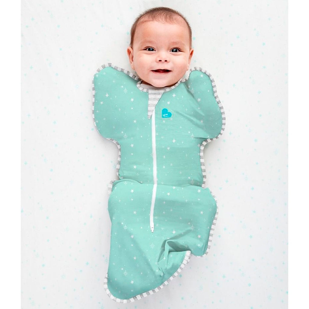 Love To Dream | Swaddle Up Lite Mint - 0.2 Tog