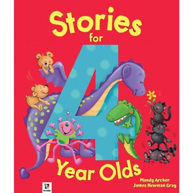 Hinkler | Stories for 4 Year Olds