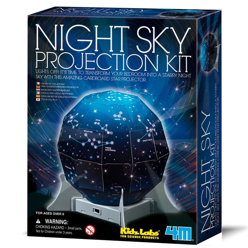 Kidzlabs | Night Sky Projection Kit