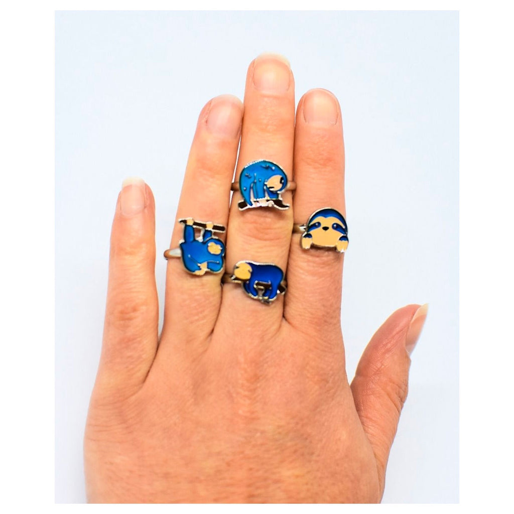 MDI | Mood Rings - Sloth