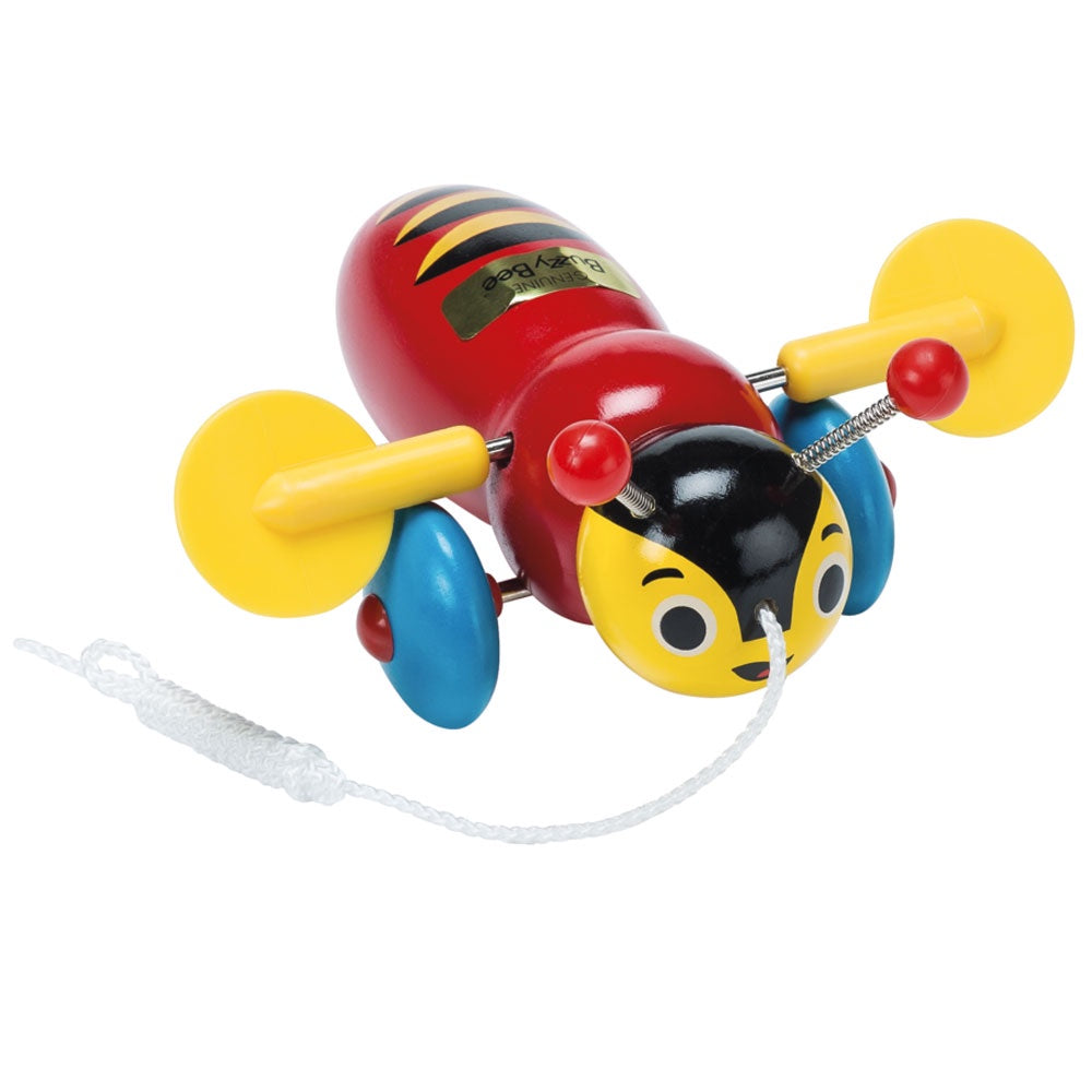 Buzzy Bee | Buzzy Bee Pull Along Toy