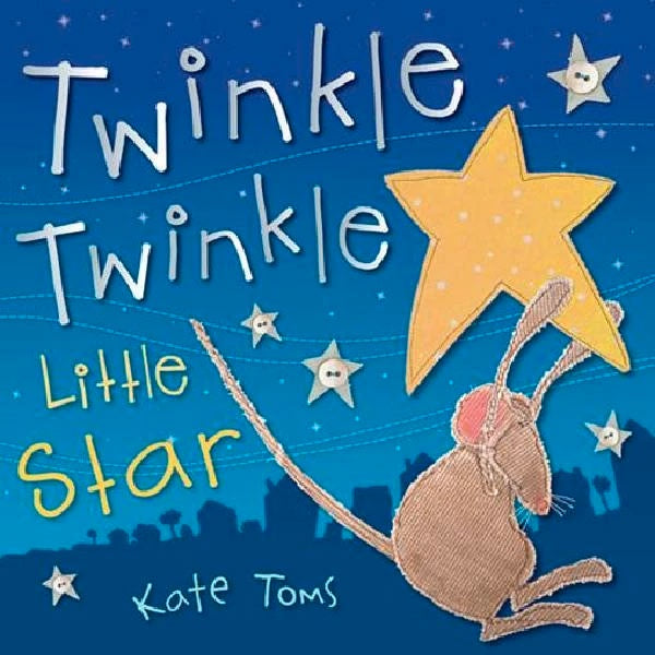 Twinkle Twinkle Little Star - Picture Storybook