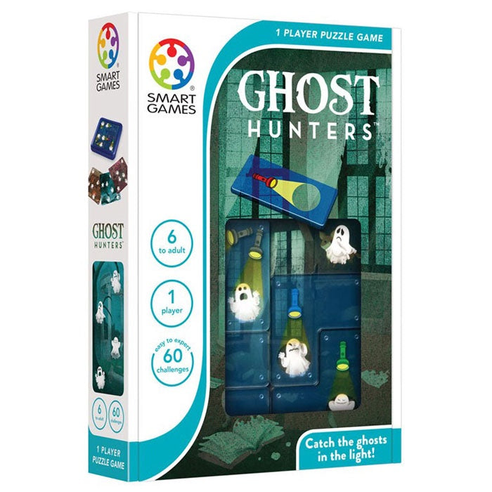 Smart Games | Ghost Hunters