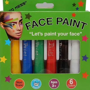 Five Star | Face Paint Sticks 6 Pack