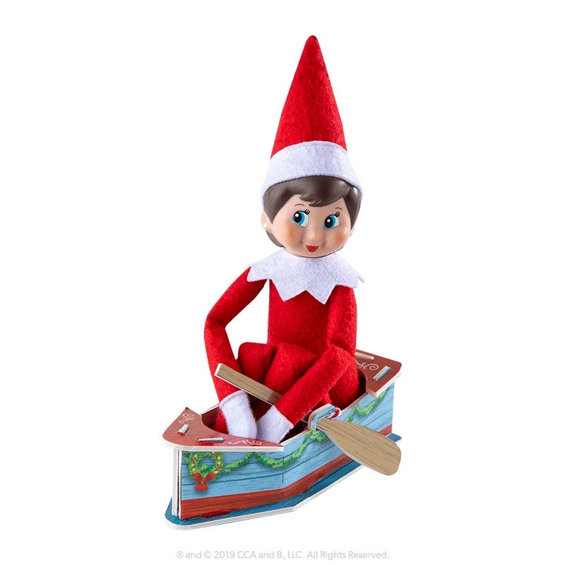 Elf On The Shelf | Orna Moments - Row Boat
