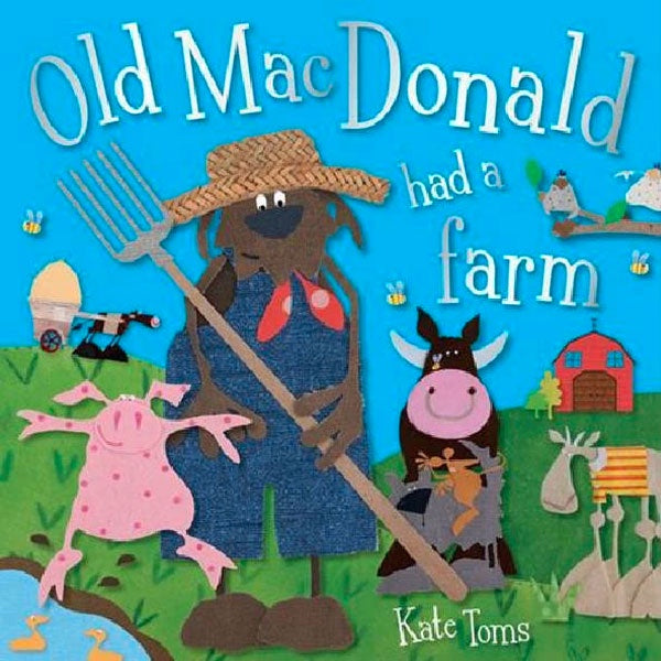 Old Old MacDonald had a Farm - Picture Storybook