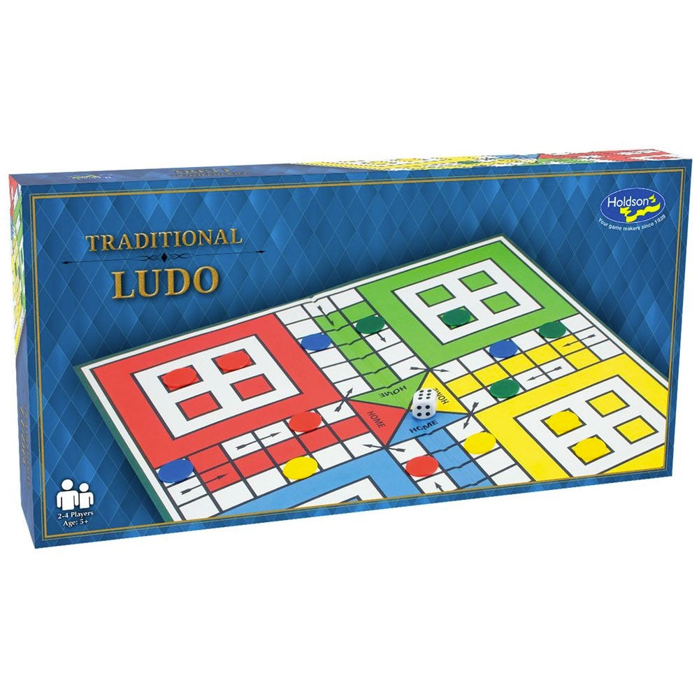 Holdson | Traditional Ludo