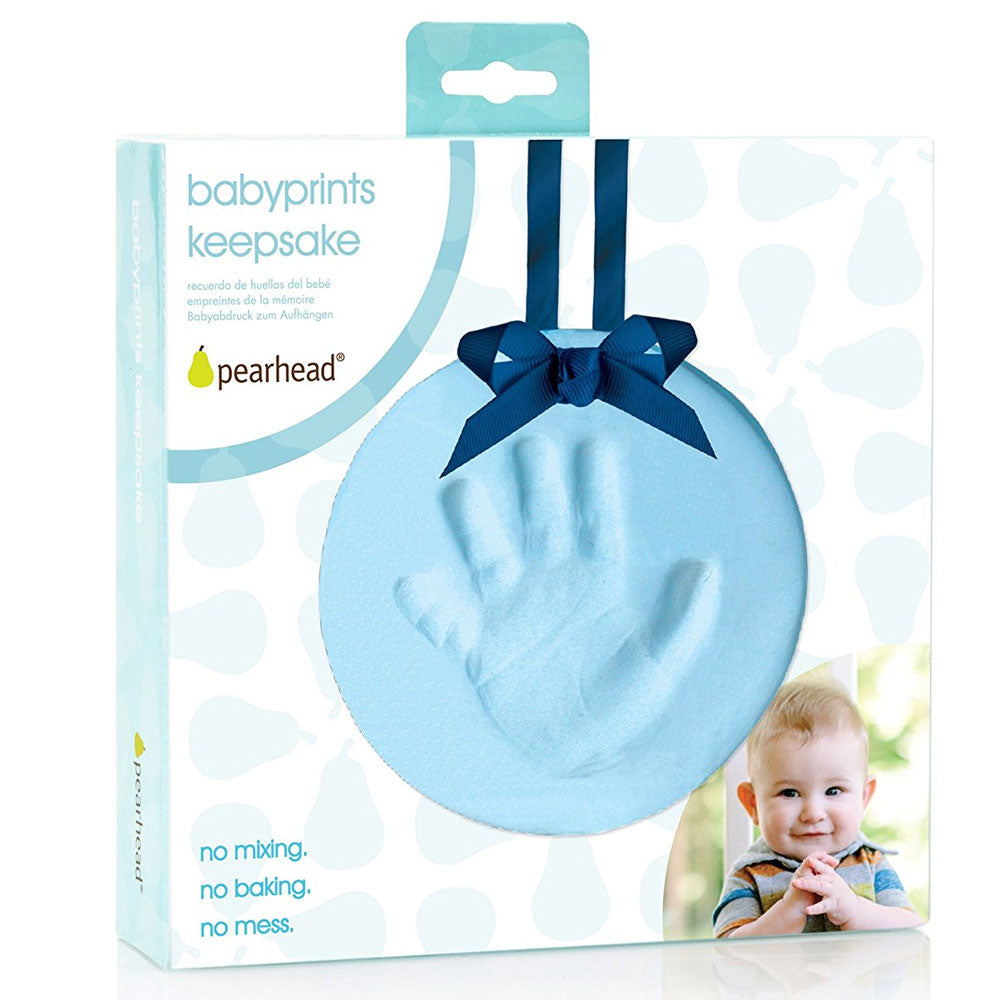 Pearhead | Babyprints Keepsake - Blue