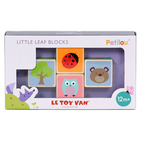 Le Toy Van | Petilou - Little Leaf Blocks