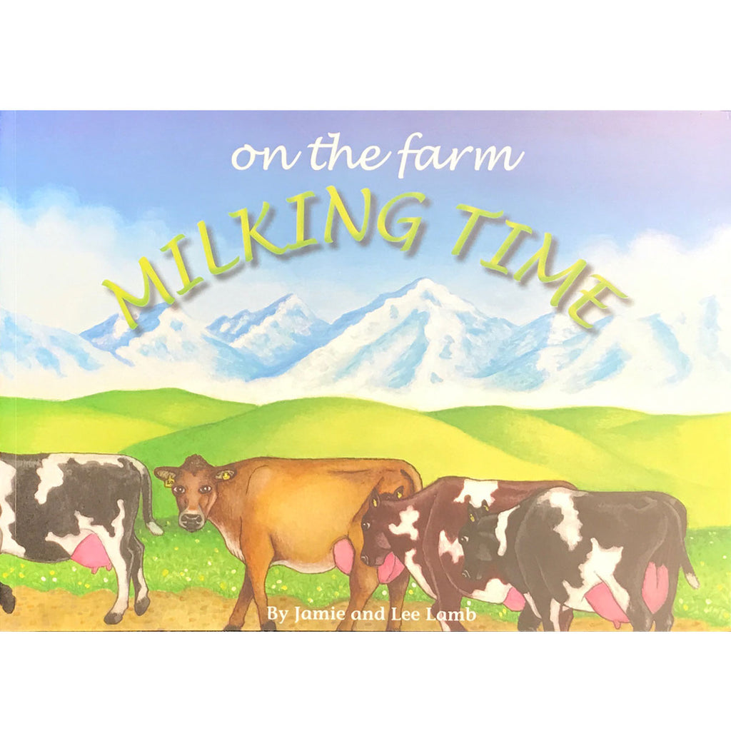On the Farm | Milking Time