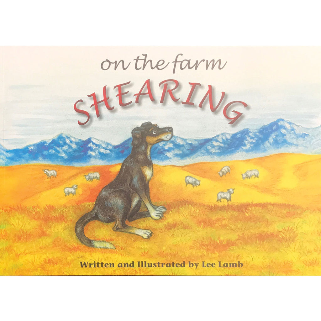 On the Farm | Shearing