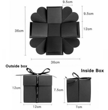 Load image into Gallery viewer, Creative DIY Explosion Gift Box
