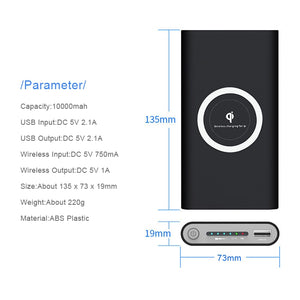 World Best Seller Wireless Powerbank