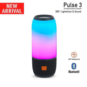 JBL PULSE 3 WATERPROOF BLUETOOTH SPEAKER